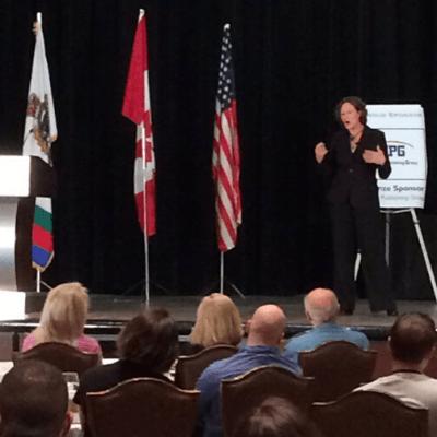 Debbie Bodkin SPEAKER LIVE Inspire Change 400x400